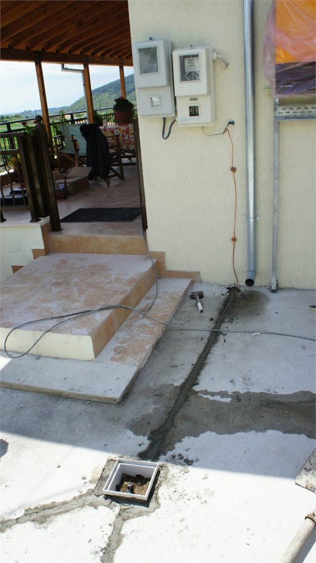 Βελτίωση γείωσης κατοικίας